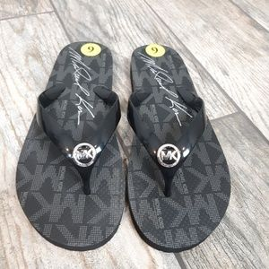 Michael Kors | New Monogram Flip Flops